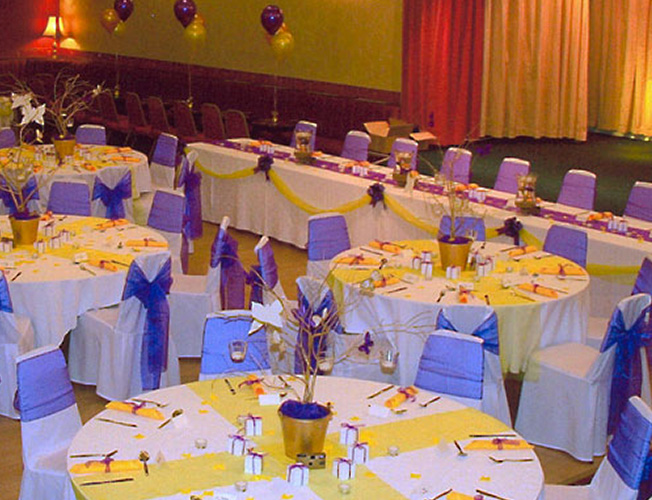 Stanley Club Burscough Versatile Function Suite